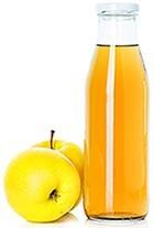 Aceto di sidro di mele e mele