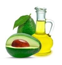 Avocado E Boccetta Di Olio