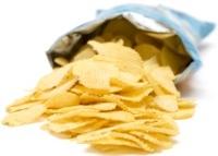 Borsa di patatine fritte