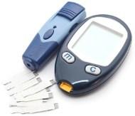 Misuratore di glicemia e strisce