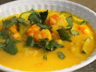 Curry cremoso di zucca