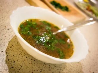 Zuppa di aglio ceca