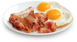 Uova, Pancetta E Salsiccia