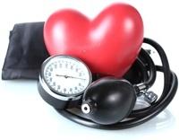 Misurazione del cuore e della pressione sanguigna