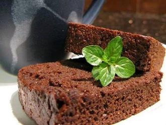 Torta Di Caffè Al Cioccolato Messicano