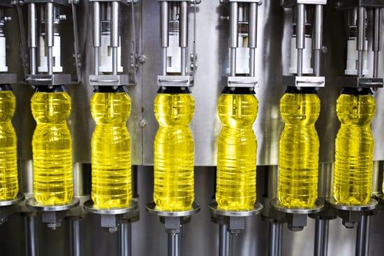 Produzione di olio vegetale
