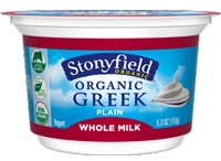 Yogurt Greco Stonyfield