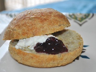 Panini svedesi per la colazione