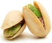 Due piccoli pistacchi