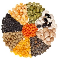 Variazione di legumi